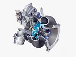 Ремонт бензиновых турбин